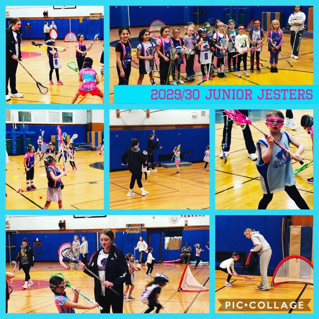 Junior Jesters Winter Training 2019_2