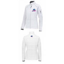 ladies white deviate jacket